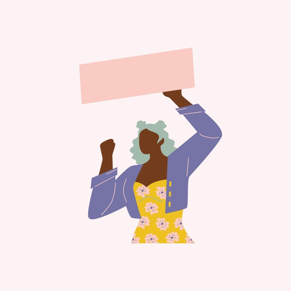 Blogafbeelding Meisje zonder werk- Wat is jouw carrièreverhaal?